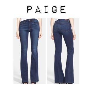 Paige Holly Petite Bootcut Jeans